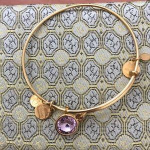 Alex and ani (+) energy bracelet